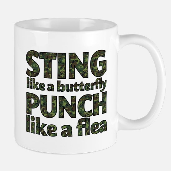 Sting like a butterfly Mug