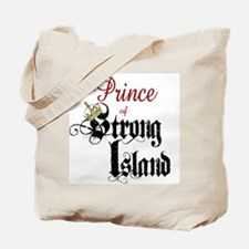 The Prince of Strong Island Tote Bag