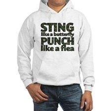 Sting like a butterfly Hoodie