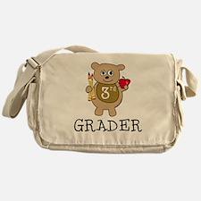 3rd Grade Messenger Bag