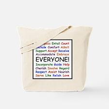 Everyone Tote Bag