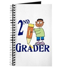 2nd Grade Boy Journal