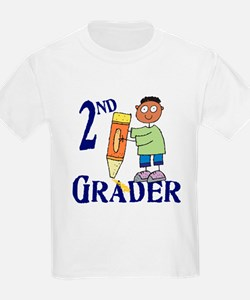 2nd Grade Boy T-Shirt