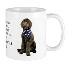 Labradoodle Dad Small Mug