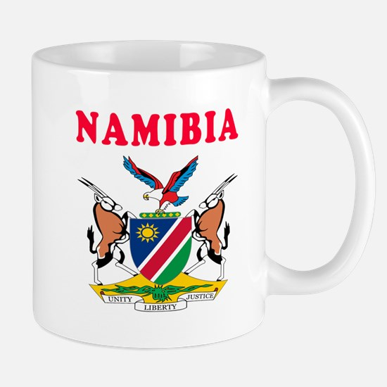 Namibia Coat Of Arms Designs Mug