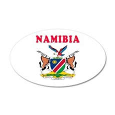 Namibia Coat Of Arms Designs Wall Decal