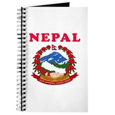 Nepal Coat Of Arms Designs Journal