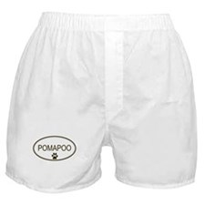 Oval Pomapoo Boxer Shorts
