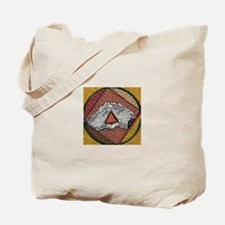 Hands of recovery Tote Bag