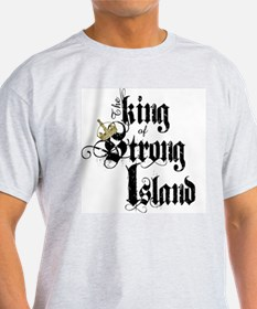 King of Strong Island T-Shirt