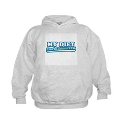 My Diet Starts Tomorrow Hoodie
