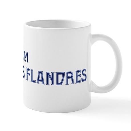Team Bouvier des Flandres Mug
