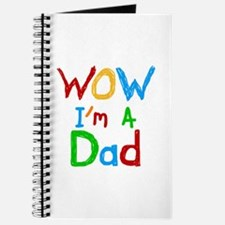 WOW I'm a Dad Journal