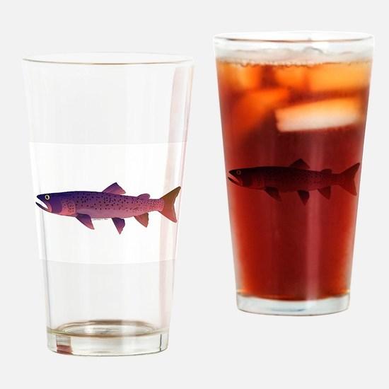 Taimen Drinking Glass