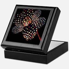 Light Flower Keepsake Box