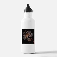 Light Flower Water Bottle