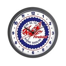 Firebird Racing Gasoline Wall Clock