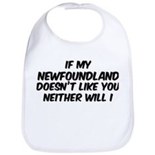 If my Newfoundland Bib