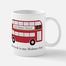 Sherlock is My Holmes Boy Mug