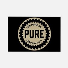 Pure Oil Co. Rectangle Magnet