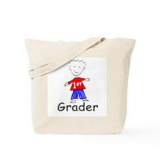 First Grade Boy Tote Bag