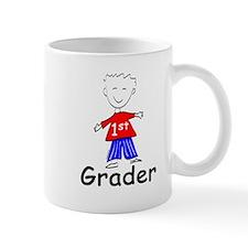 First Grade Boy Mug