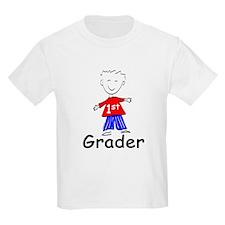 First Grade Boy T-Shirt