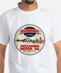 Bomber Reclaimed Motor Oil Shirt