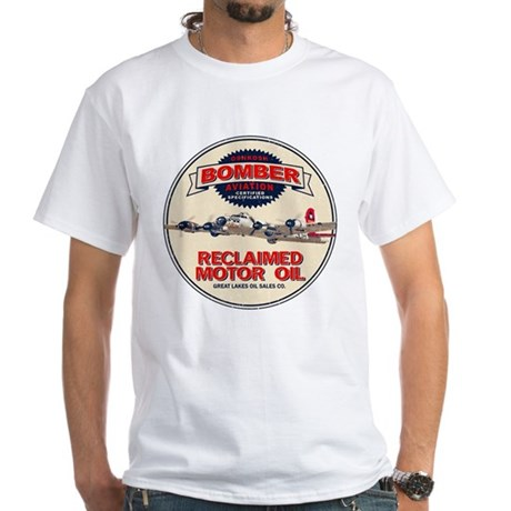 Bomber Reclaimed Motor Oil Shirt By Classiccartees