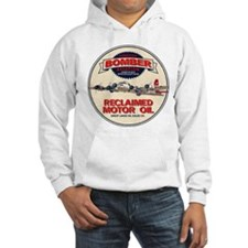 Bomber Reclaimed Motor Oil Hoodie Sweatshirt