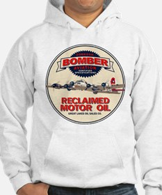 Bomber Reclaimed Motor Oil Jumper Hoody