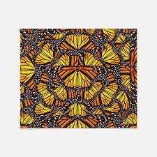 Effie's Butterflies Throw Blanket