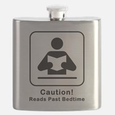 Reads Past Bedtime Flask