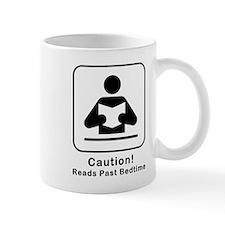 Reads Past Bedtime Mug