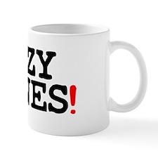 LAZY BONES! Small Small Mugs