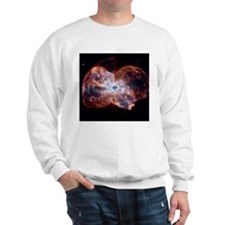 Bow Tie Nebula Sweatshirt