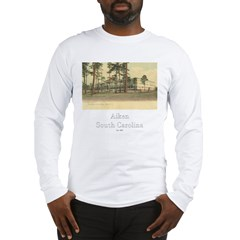 Park in the Pines Hotel Long Sleeve T-Shirt