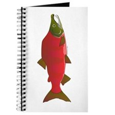 Sockeye Kokanee Salmon male f Journal