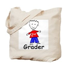 Second Grade Boys Tote Bag