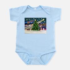 XmasMagic/Crested (#1) Infant Bodysuit