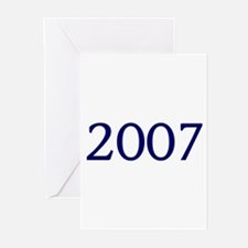 2007 Greeting Cards (Pk of 10)