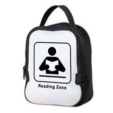 Reading Zone Neoprene Lunch Bag