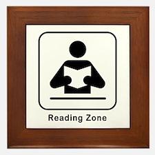 Reading Zone Framed Tile