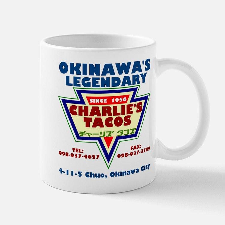 Charlie's Tacos Mug