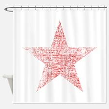 Retro Shower Curtains Retro Fabric Shower Curtain Liner