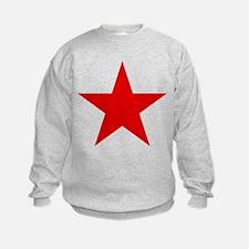 Red Star Sweatshirt