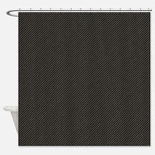 Carbon Fiber Shower Curtain