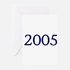 2005 Greeting Cards (Pk of 10)