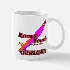 Manza Beach Mug