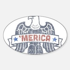 Merica Decal